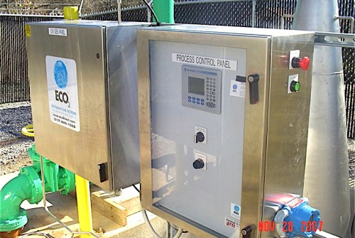 ECO2 Controls