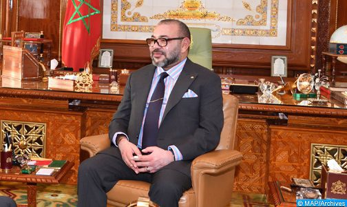 mohammed VI initiative africaine covid-19
