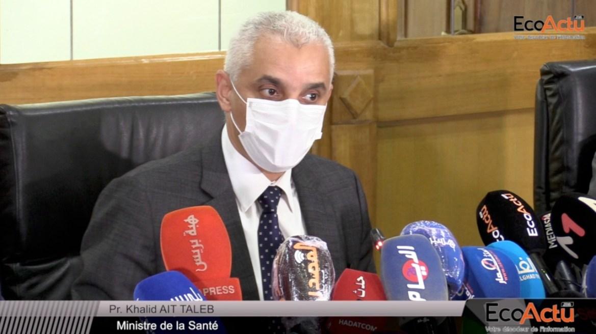 interdiction déplacements ministre de la santé