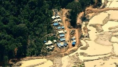 Operação conjunta da PF, MPF e MPT fecha garimpo ilegal e resgata trabalhadores no sudeste do Pará