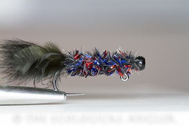 The Ecological Angler  Fly Patterns for Pyramid Lake