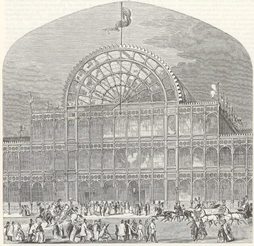 Crystal Palace Exhibition Hall