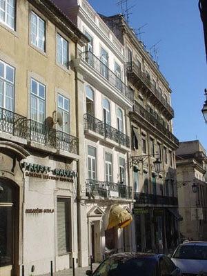Construção Sustentável - Design das fachadas do Chiado