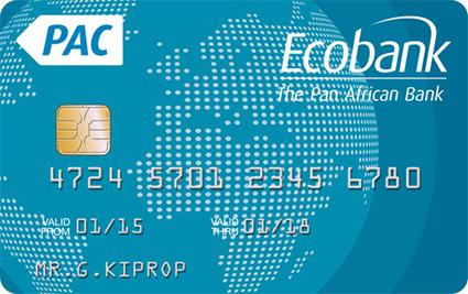 Ecobank Visa