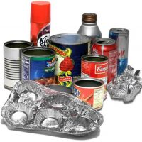 Aluminum-cans-steel-tin