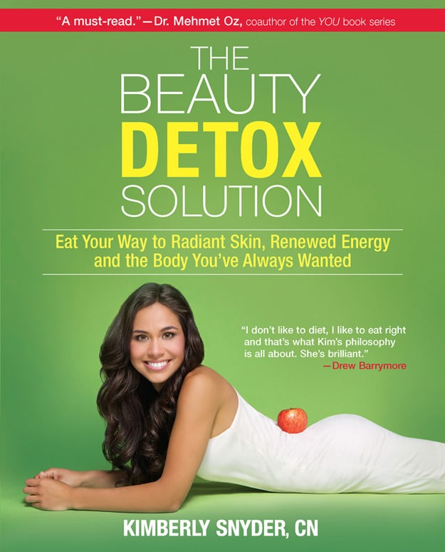beauty detox solution