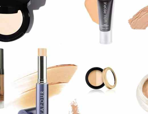 best natural concealers
