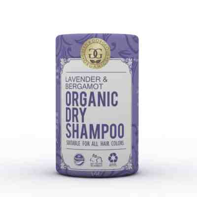 best natural dry shampoos