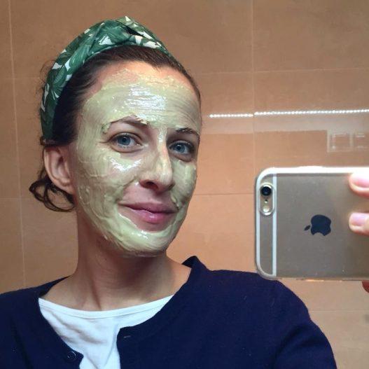 maschera argilla yogurt - 5 MASCHERE viso per la PELLE MISTA fai da te