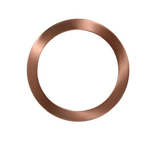 Copper Magnetic Bezel