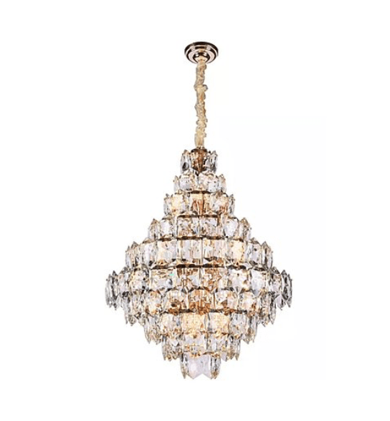 Art deco chandelier
