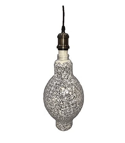 Mosaic filament bulb