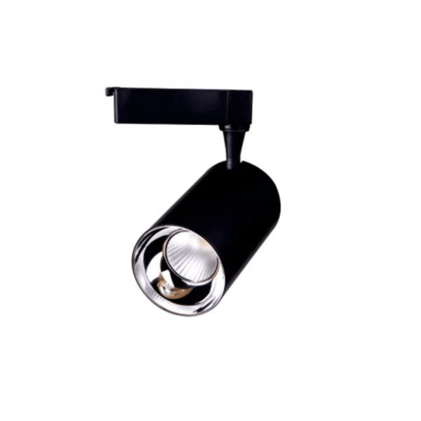Track light for showrooms and retail shop lighting