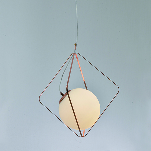Indoor Lighting Pendants CP27 | ROSE GOLD – COMING SOON