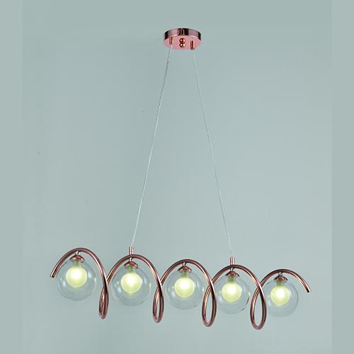 Indoor Lighting Pendants CP39   ROSE GOLD