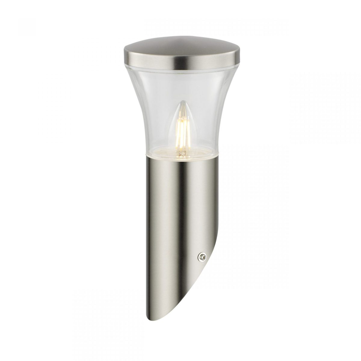 Outdoor stainless steel wall lighting
