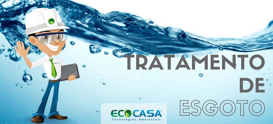 Tecnologia em Estações Compactas de Tratamento de Esgoto - ECOCASA Tecnologias Ambientais