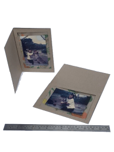 PHOTO-FOLDER-A5-BROWN-RECYCLED-CARDBOARD