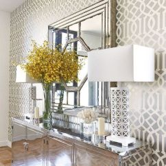 Mirrored Cabinets Living Room Modern Center Table For Cabinet Furniture As Artwork Ecochic Lifestyles