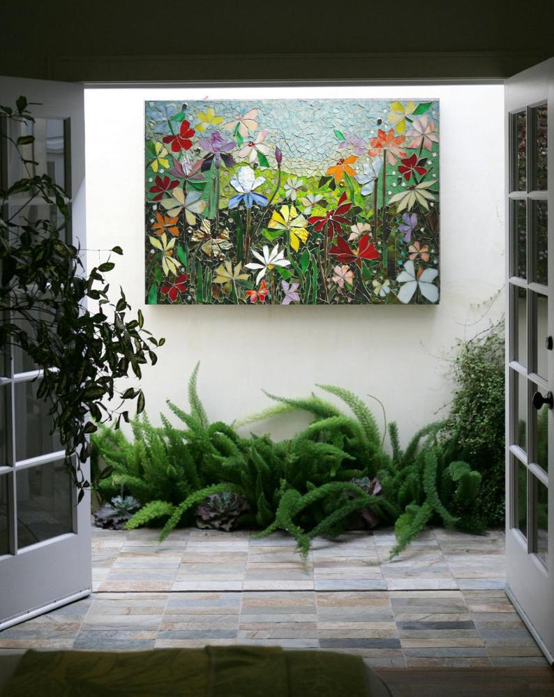 outdoor wall decor for your upscale