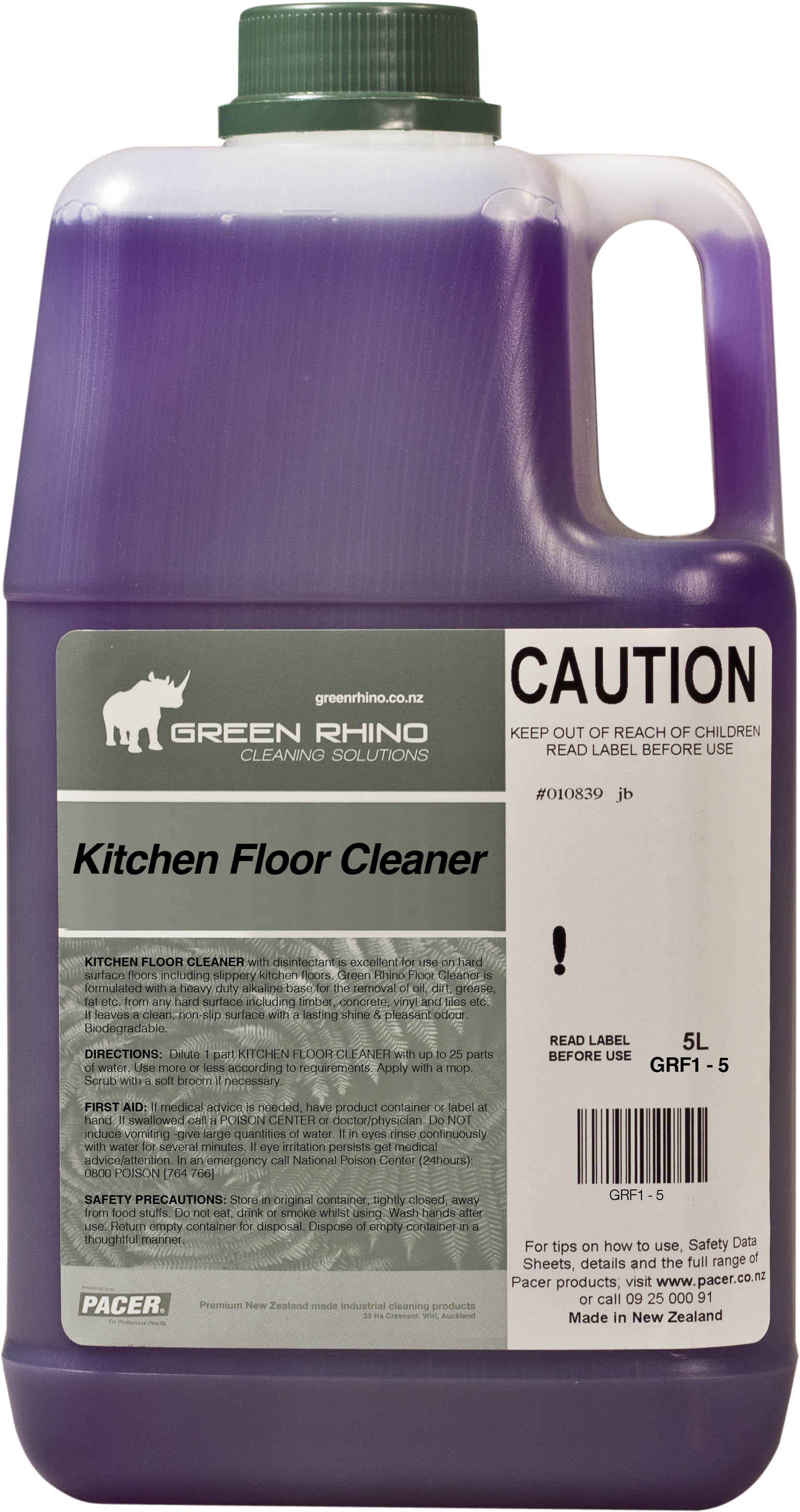 best kitchen floor cleaner sink countertop care chemicals eco cleaning