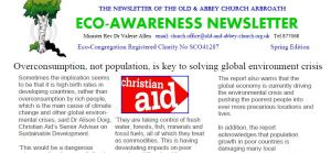 Arbroath Newsletter