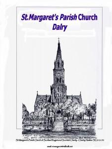 New registration St Margaret's Parish Church Dalry