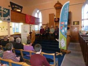 Dumfries & Kirkcudbright Pres meeting