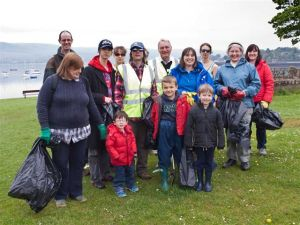 Helensburgh Beach Clean