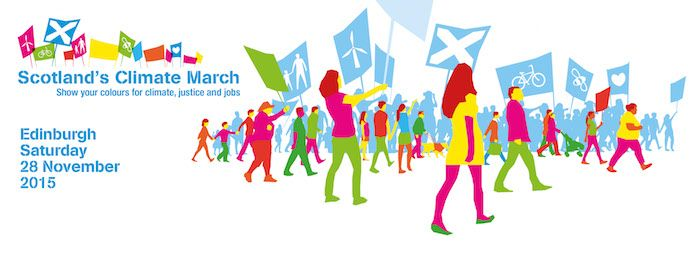 scotlands-climate-march
