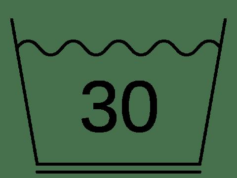 30 Degree Wash