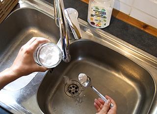 du bicarbonate de soude pour nettoyer