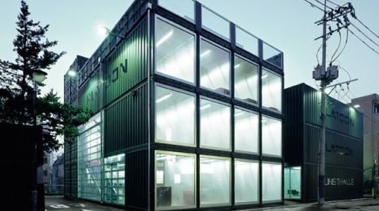Platoon Kunsthalle: Seoul's Modern Shipping Container Art Center