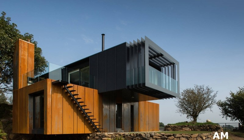 Grillagh Water Container House, Northern Ireland