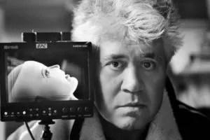 Pedro Almodóvar Shoot