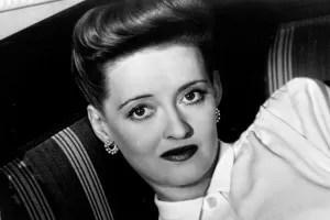 Bette Davis sguardo