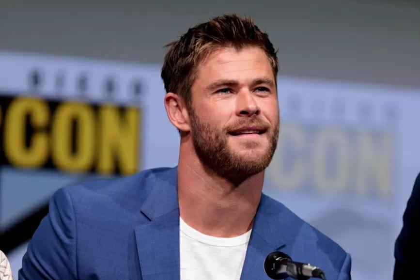 Chris Hemsworth news