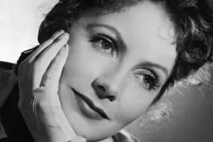 Greta Garbo foto