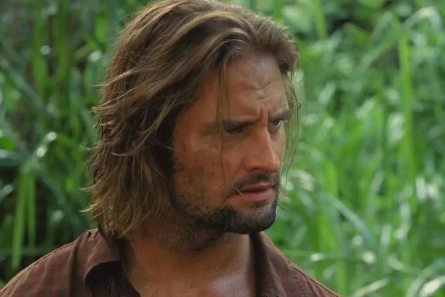 Josh Holloway in Lost