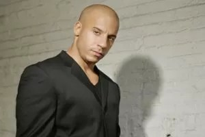 Vin Diesel serio