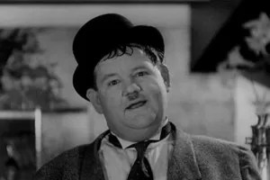 Oliver Hardy attore