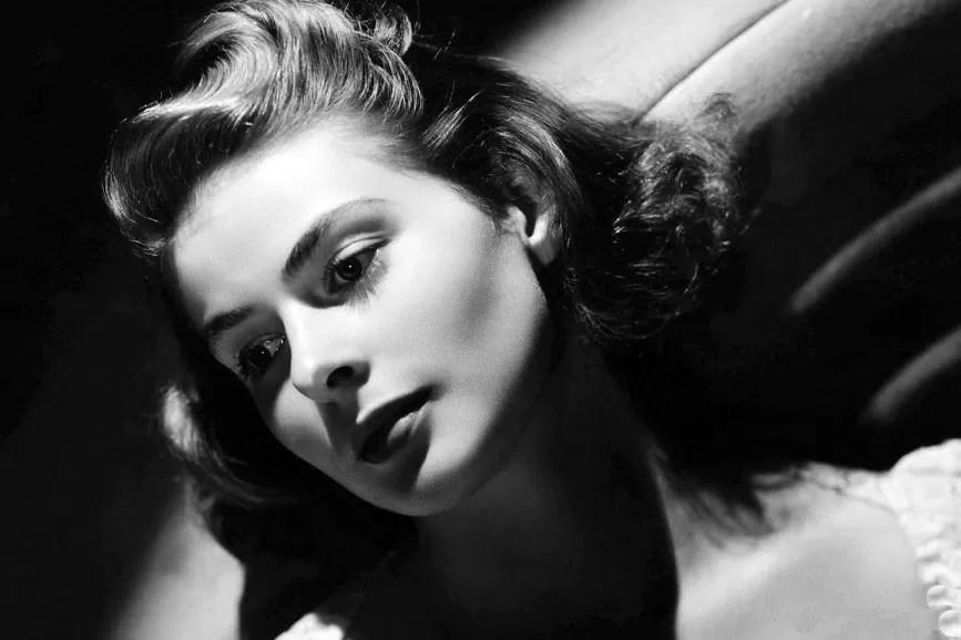 Ingrid Bergman filmografia