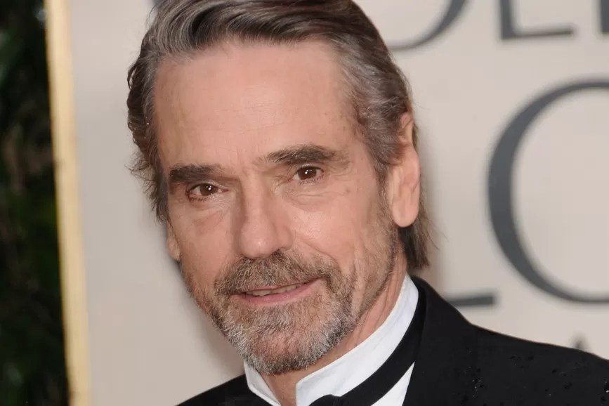 Jeremy Irons actor