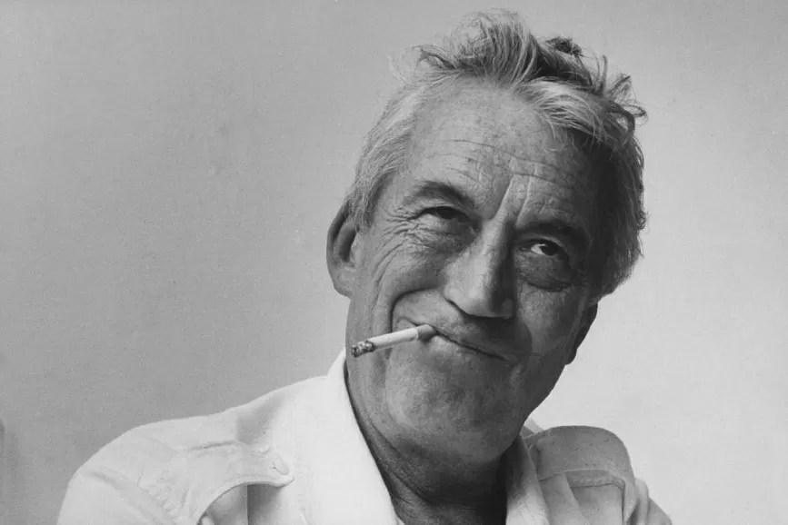John Huston in bianco e nero