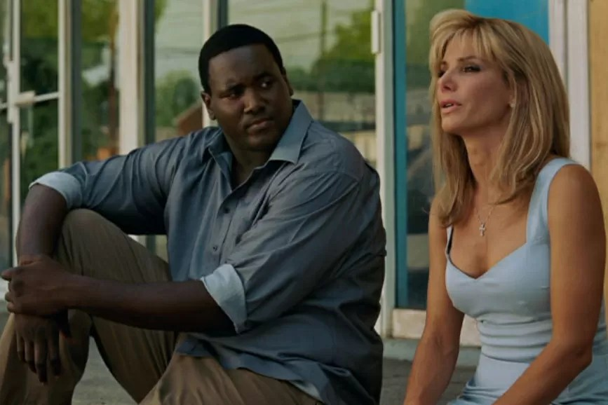 Sandra Bullock The Blind Side scena film