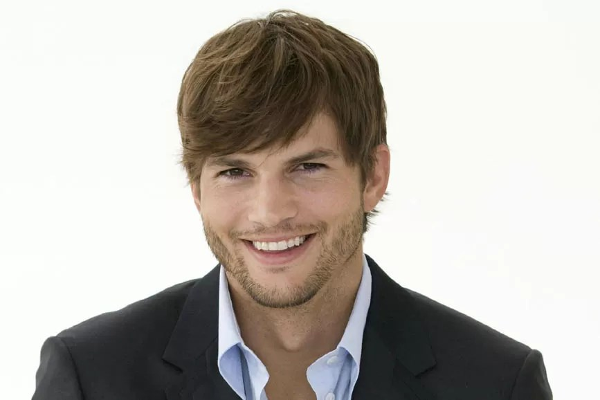Ashton Kutcher Beautiful