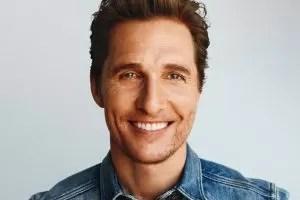 Matthew McConaughey attore