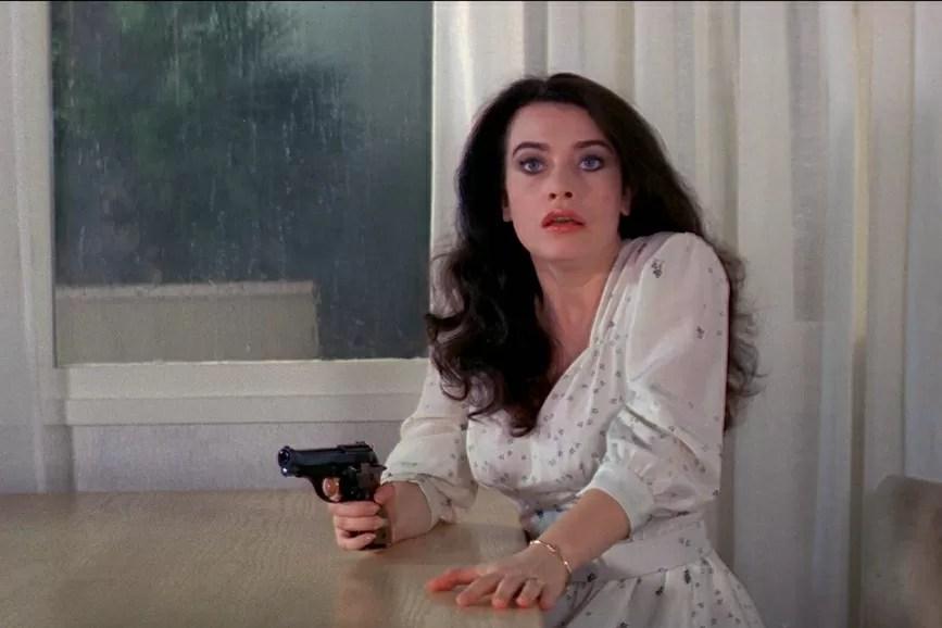 Veronica Lario in Tenebre Dario Argento
