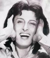 Anna Magnani sorriso