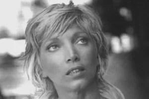 Mariangela Melato in bianco e nero
